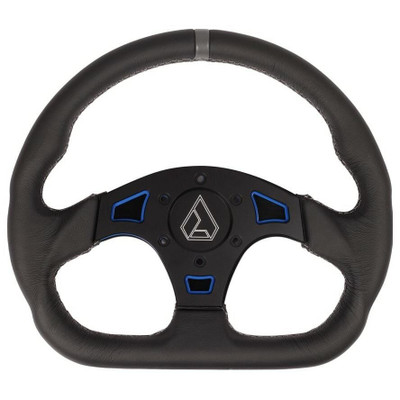 Assault Industries Ballistic D V2 UTV Steering Wheel Blue 100005SW1102