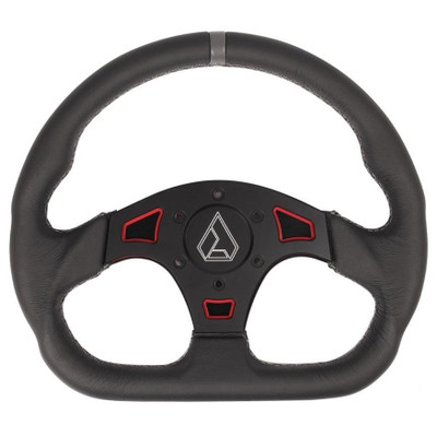 Assault Industries Ballistic D V2 UTV Steering Wheel Red 100005SW1103
