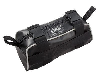 PRP Seats Baja Bag Silver E10-212