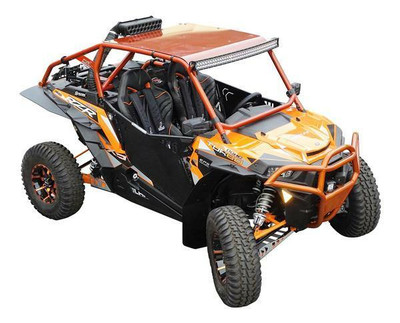 MudBusters 14-18 RZR XP 1000/Turbo Race-Lite Fender Flares Front and Rear MudBusters 592
