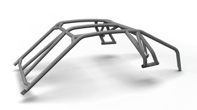LSK Suspension Polaris RZR PRO XP 2-Seat Radius UTV Cage Kit LSK-PROXP-2S