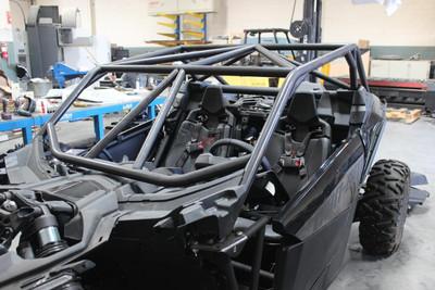 LSK Can-Am Maverick X3 2-Seat UTV Cage Kit LSK1233F