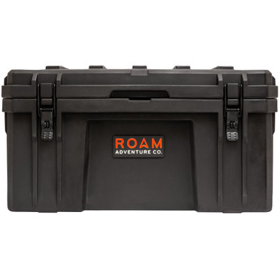 ROAM Adventure Co 82L Black Rugged Case Storage Box ROAM-CASE-82L-BLK