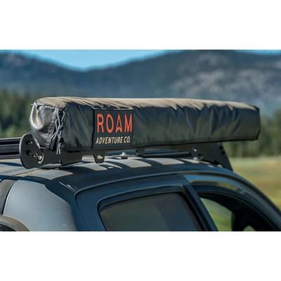ROAM Adventure Co ROAM 4 Slate Grey Rooftop Awning ROAM-AWN-4-SN