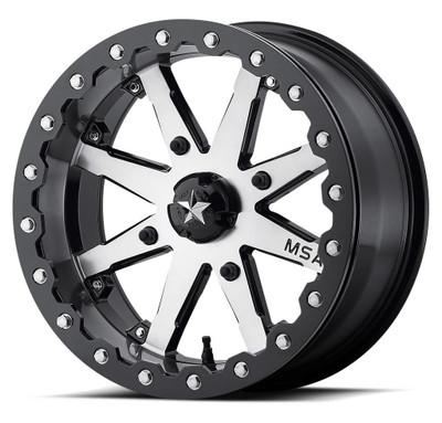 MSA M21 Lok UTV Wheel 14X10 4X156 Charcoal Tint M21-04056