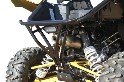 DragonFire Racing Yamaha YXZ1000R Bumper (Rear)