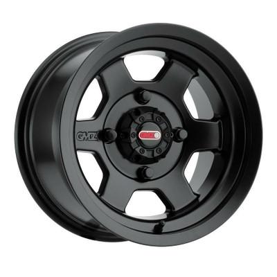 GMZ Casino UTV Wheels 14X10 55 4X136 Matte Black GZ80441047555