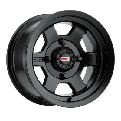 GMZ Casino UTV Wheels 14X10 55 4X110 Matte Black GZ80441040555