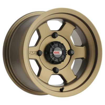 GMZ Casino UTV Wheels 14X10 55 4X136 Bronze GZ80441047955
