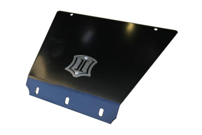 ICON 2011 GM HD Front Skid Plate System 78704