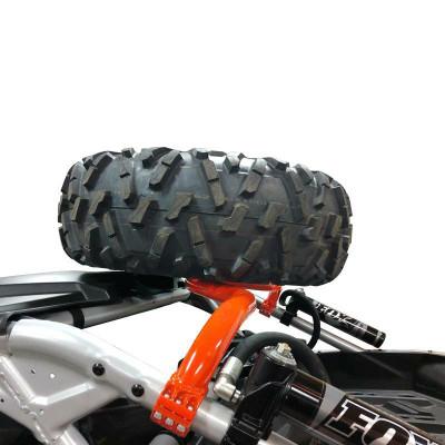 Factory UTV 2017-20 Can-Am X3 Above Roof Spare Tire Mount MX3ATRDCSTM