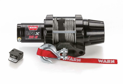 WARN Industries VRX Synthetic UTV Winch 35-S 208210