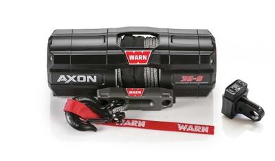 WARN Industries AXON Synthetic UTV Winch 35-S 208214