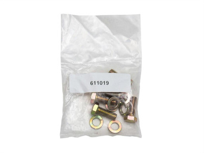 ICON Coilover Upper Mount Hardware Kit Pair 611019