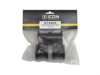 ICON 78600/78601 Replacement Bushing And Sleeve Kit 614505