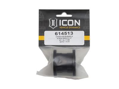 ICON 21020/21025 Track Bar Bushing and Sleeve Service Kit 614513