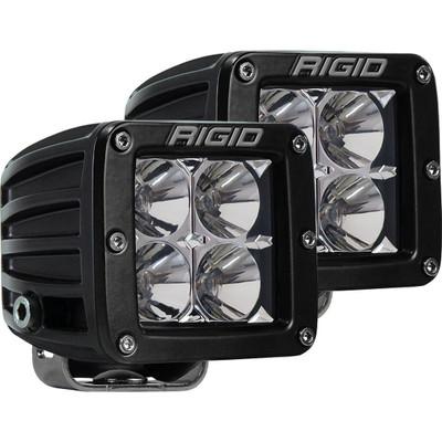 Rigid Industries D-Series Pro LED Pods Pair Flood 202113