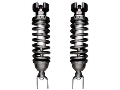 ICON 2009 RAM 1500 4WD 2.5 VS Internal Reservoir Coilover Kit BDS 4.5 Inch Lift 211001-CB