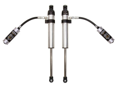 ICON 2003-12 RAM HD Front 2.5 VS Remote Reservoir CDCV Shock Pair 2.5 Inch Lift 217800CP