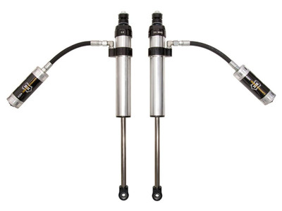 ICON 2003-12 RAM HD Front 2.5 VS Remote Reservoir Shock Pair 4.5 Inch Lift 217810P