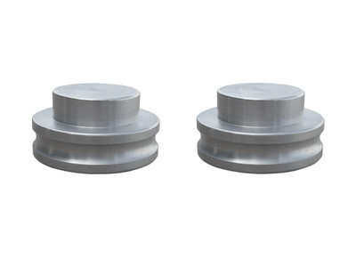 ICON 2000 GM SUV Rear Spacer Kit 1.0 Inch Lift Billet IVD1200B