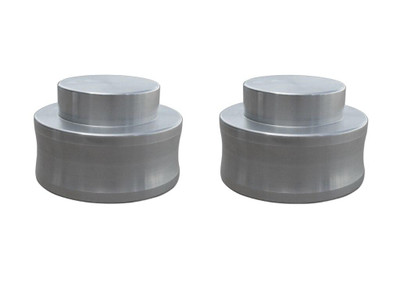 ICON 2000 GM SUV Rear Spacer Kit 1.5 Inch Lift Billet IVD1210B