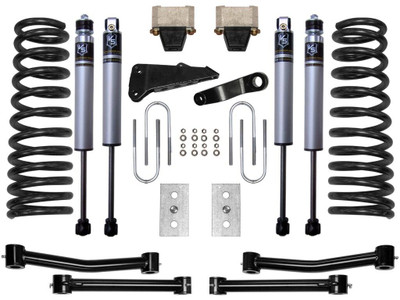 ICON 2003-08 RAM 2500/3500 4WD Suspension System Stage 1 4.5 Inch Lift K214500T