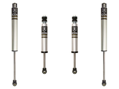 ICON 2001-10 GM 2500HD/3500 Suspension System 0-2 Inch Lift Stage 1 K77100