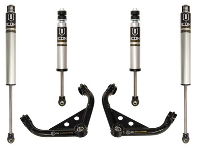 ICON 2001-10 GM 2500HD/3500 Suspension System 0-2 Inch Lift Stage 2 K77101