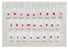 3D Stamp - #018 Alphabet2