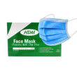 HDM Face Mask 4 Ply 50pc Blue