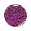 Gel Polish Circle Swatch - G430 Purple Spark