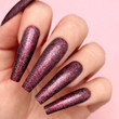All in One Powder Nail Swatch - 5039 All Nighter