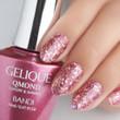 Gelique Qmond - GP195 Fringe Pink