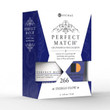 Perfect Match - PMS266 Indigo Flow