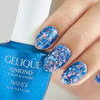 Gelique Qmond - GP475 Sunny Pop Blue