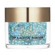 Dip/Acrylic Powder - D144 Blue Rain