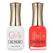Matching Duo - GN057 Embarrassing Red