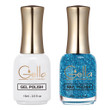 Matching Duo - GN126 Blue Glare