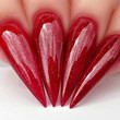 Gel Polish Nail Swatch - G480 Let'S Get Rediculous