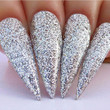 Nail Lacquer Nail Swatch - N489 Sterling