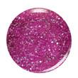 Nail Lacquer Circle Swatch - N518 V.I.Pink