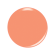 Nail Lacquer Circle Swatch - N534 Getting Warmer