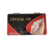 Crystal Nail Tips Natural  550pc