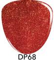 Dip Powder - D68 Ruby