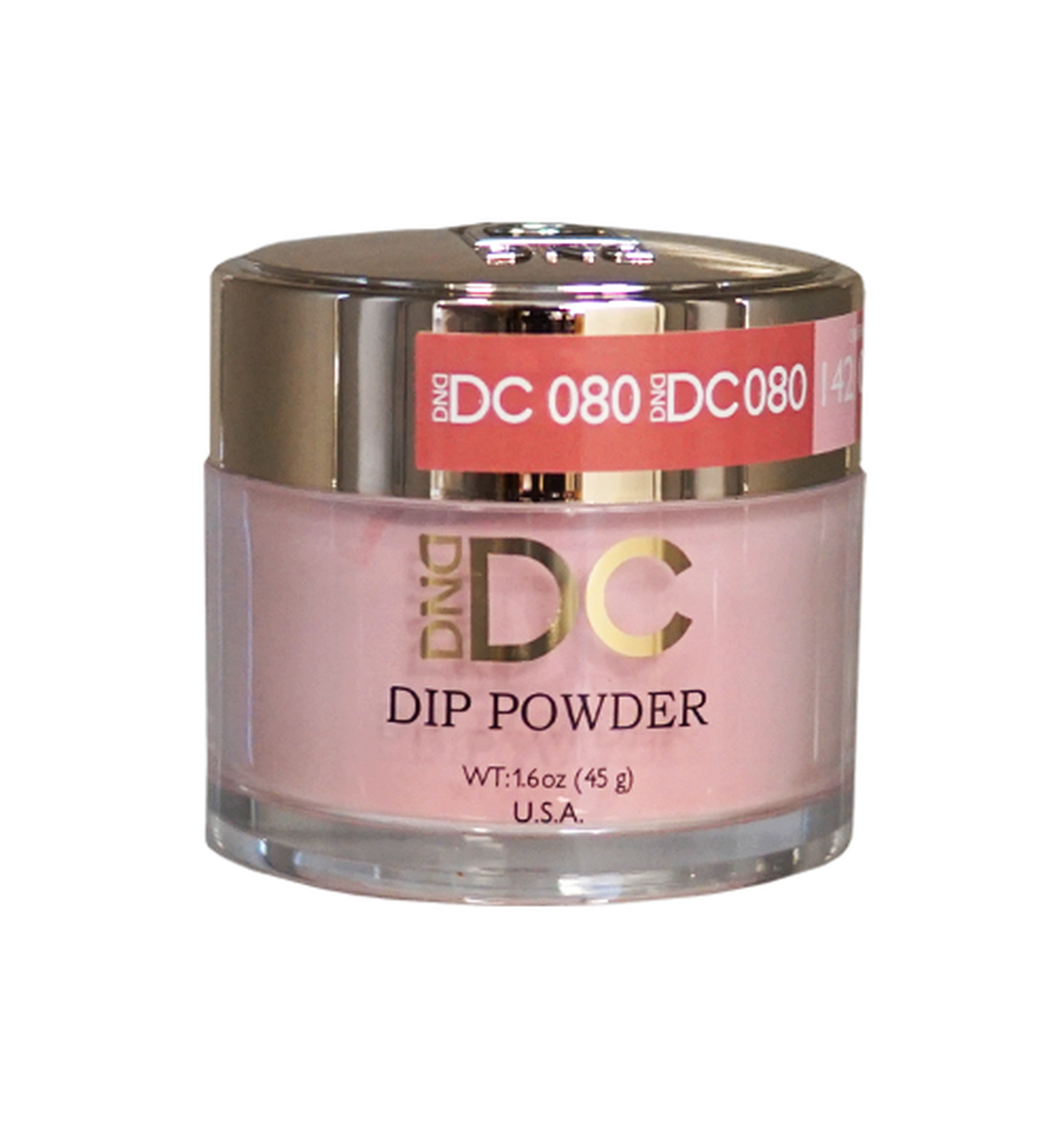 Buy Dnd Dc Dip Powder Dc080 Lobster Bisque Diamond Nail Supplies
