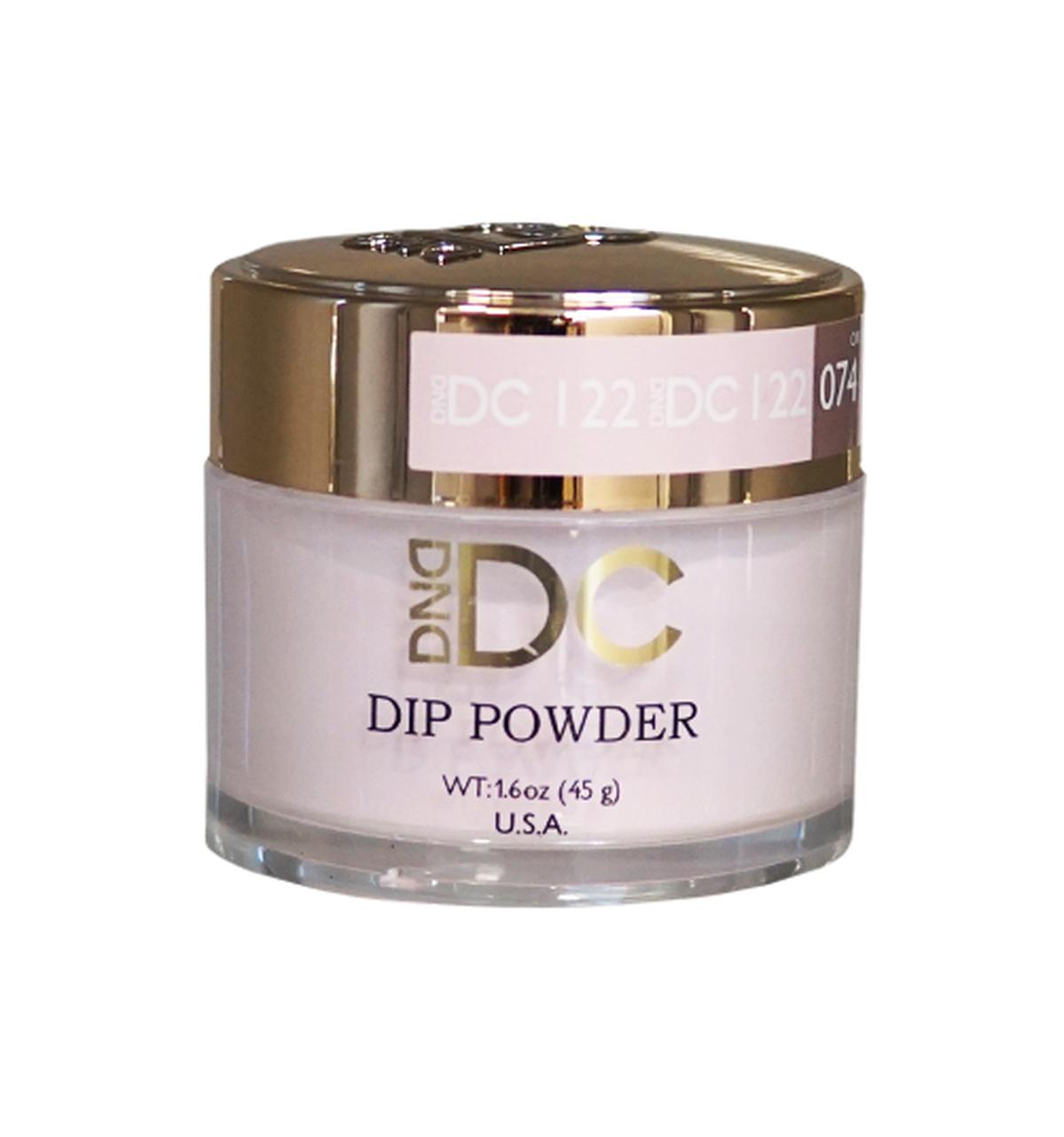 Dip Powder - DC122 Soft Pink