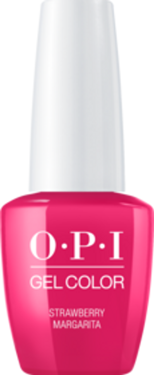 Buy Opi Gel Color Gcm23 Strawberry Margarita Diamond Nail Supplies