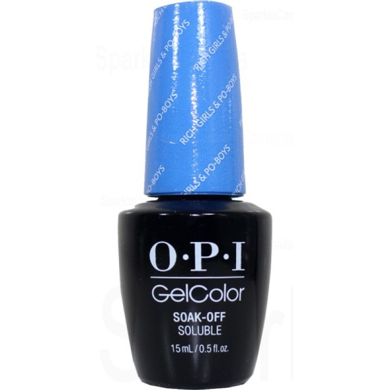 Buy Opi Gel Color N61 New Orleans Rich Girls Po Boys Diamond