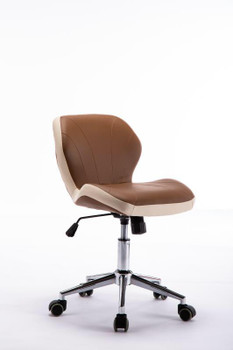 Technician Chair GY011 - Cappuchino Side Front